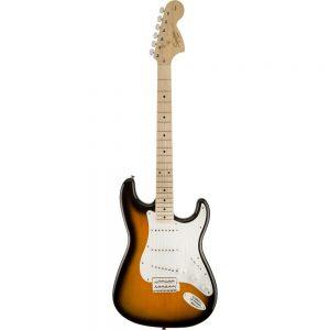 Guitare électrique Squier Affinity Strat Maple FB 2-Color Sunburst - FOTELEC