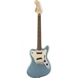 Guitare électrique Squier Paranormal Super-Sonic Ice Blue Metallic - FOTELEC
