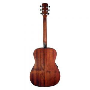 Guitare folk électro-acoustique Cort AF510E Open Pore - FOTELEC