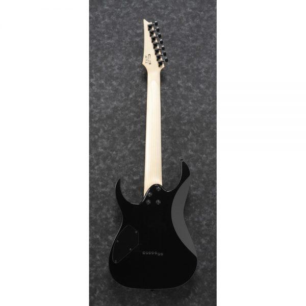 Guitare électrique 7 cordes Ibanez GRG7221QA Transparent Black Sunburst - FOTELEC