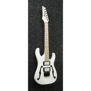 Guitare électrique Ibanez PGMM31 White - FOTELEC