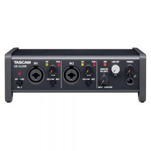 Interface Audio USB Tascam US-2X2HR