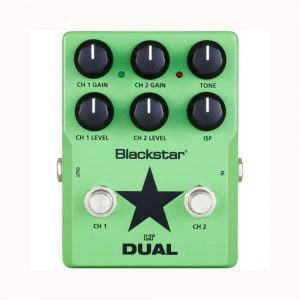Pédale Distortion Blackstar LT DUAL - FOTELEC