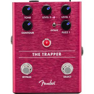 Pédale d'effets Fender The Trapper Dual Fuzz - FOTELEC